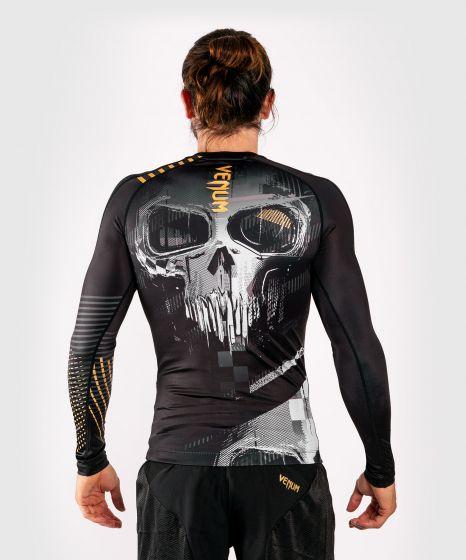 Рашгард  Venum Skull - Черный