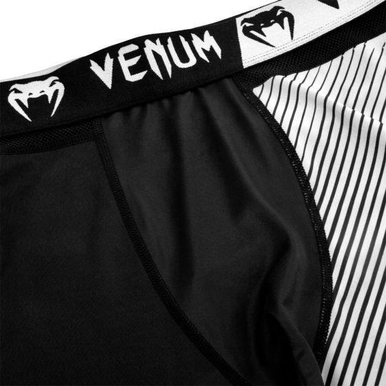 Venum NoGi 2.0 Compresssion Tights - Black/White