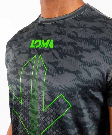 Футболка  Dry Tech Venum Arrow Loma Signature Collection - Темный камуфляж