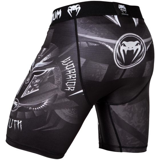 Vale Tudo Shorts Venum Gladiator 3.0 - Black/White