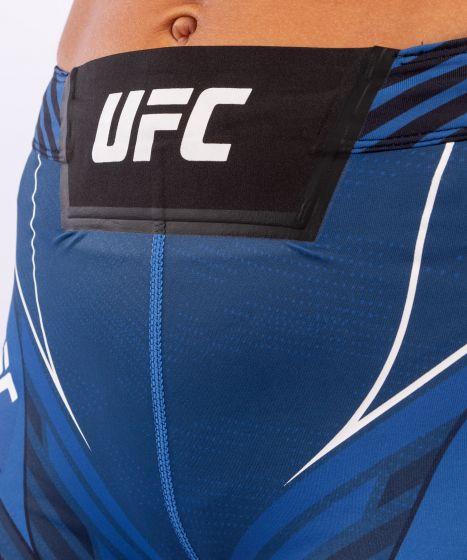 UFC 베넘 어쎈틱 파이트 나이트 여성 발리투도 쇼츠 - 숏 핏 - 푸른