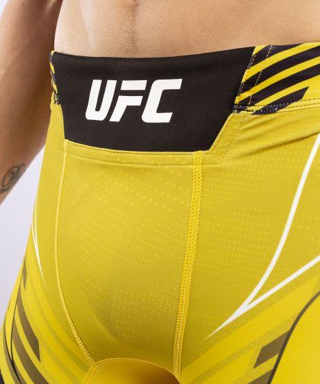 МУЖСКИЕ КОМПРЕССИОННЫЕ ШОРТЫ UFC VENUM PRO LINE VALE TUDO - Жёлтый