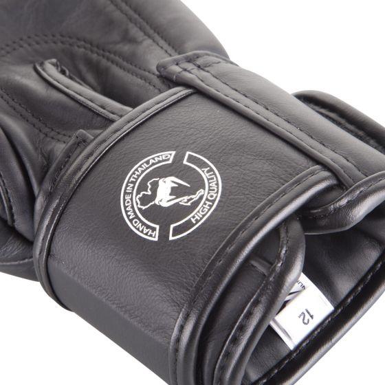 Боксерские перчатки Venum Bangkok Spirit – велюр – черные