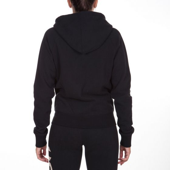 Venum Infinity Hoodie with Zip - Black/Beige