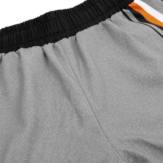 Venum Cutback 2.0 Training Shorts - Heather Grey/Orange