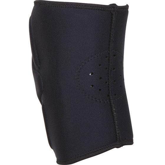 Venum Kontact Lycra/Gel Knee Pads - Black