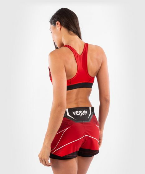 UFC Venum Authentic Fight Night Women's Sport Bra - Red