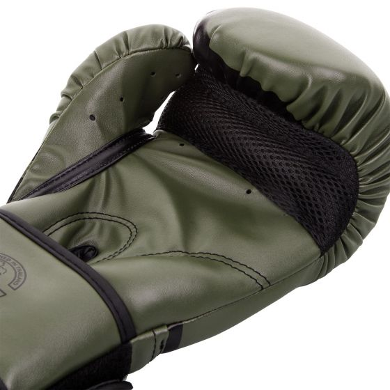 Venum Challenger 2.0 Boxing Gloves - Khaki/Black