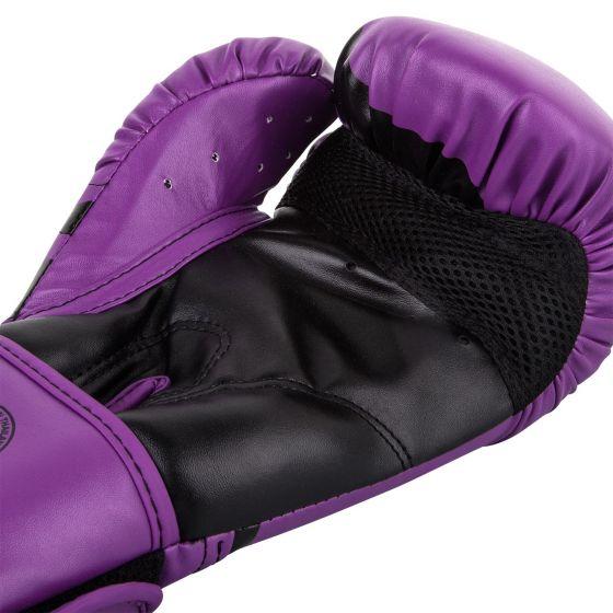 Боксерские перчатки Venum Challenger 2.0 – фиолетовые/черные