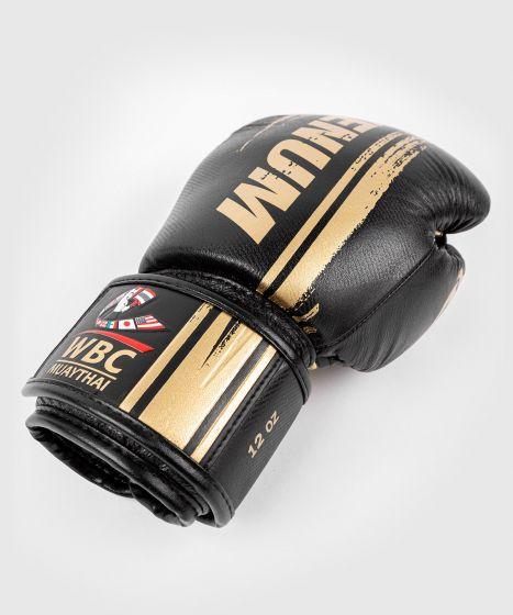 베넘 WBC 무에타이 복싱 글러브 - 블랙/그린