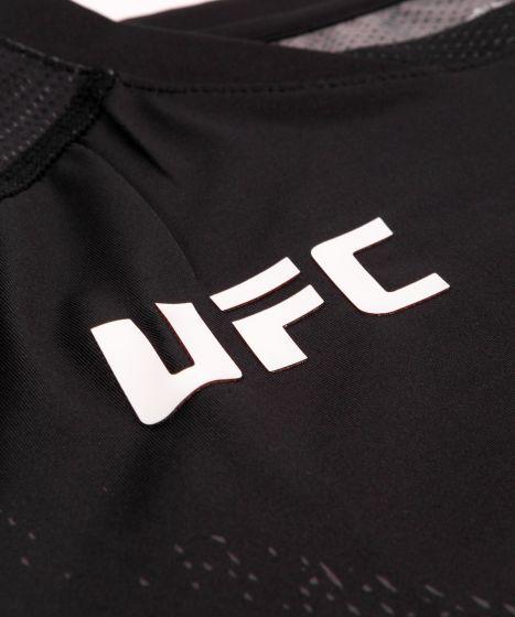 UFC 베넘 어쎈틱 파이트 나이트 남성 워크아웃 져지 - 검정