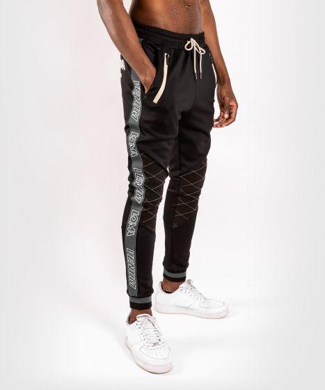 Штаны для бега Venum Arrow Loma SIgnature Collection - Черный/Белый