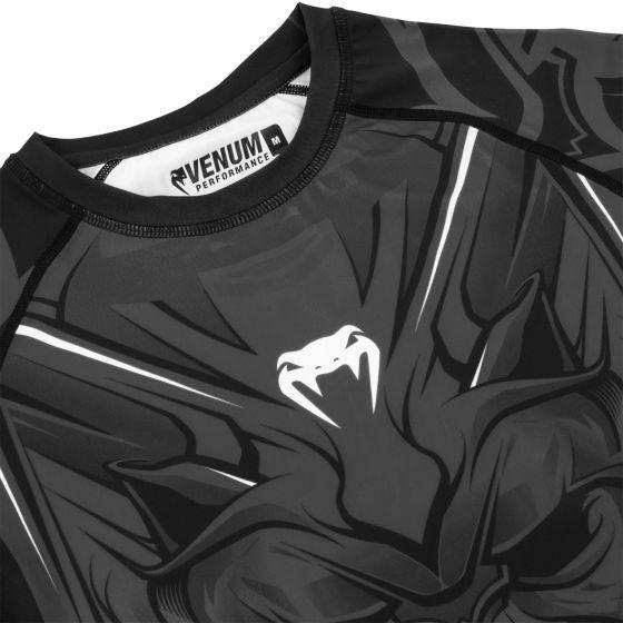Venum Bloody Roar Rashguard - Long Sleeves - Grey - Exclusive