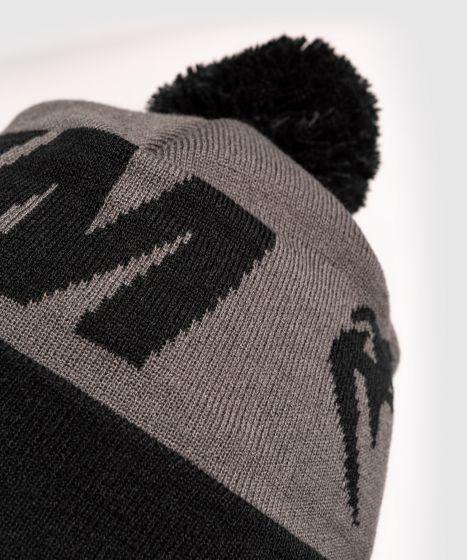 Venum Elite Beanie with pompom - Grey/Black