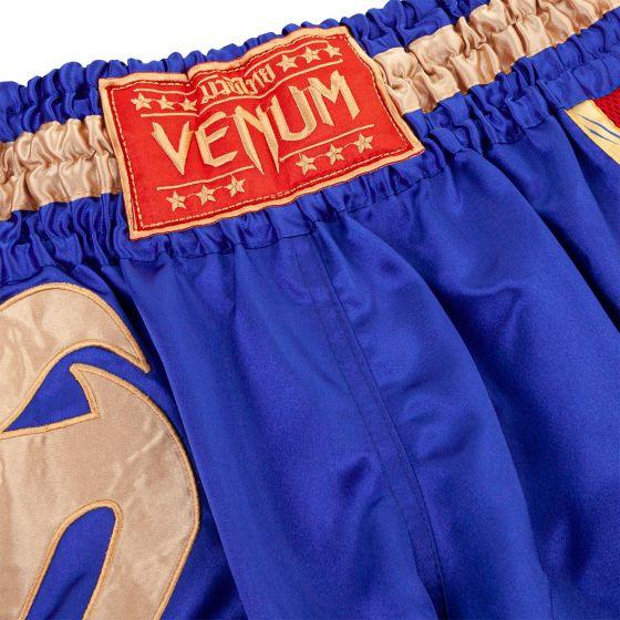 Venum Giant Muay Thai Shorts - Navy/Gold