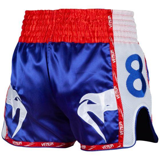Шорты для тайского бокса Venum Super Champ – Синий - Синий