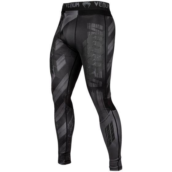 Компрессионные штаны Venum AMRAP - Черный/Серый