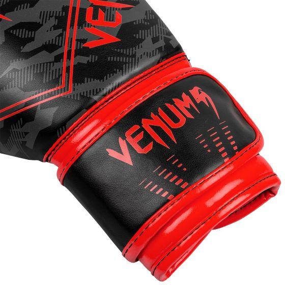 Venum Okinawa 2.0 Kids Boxing Gloves - Black/Red