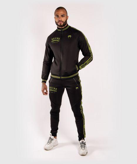 Ветровка Boxing Lab - Черный/Зеленый