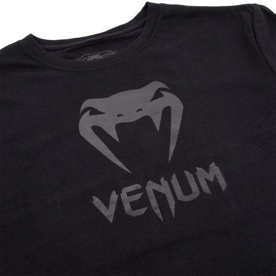 Venum Classic T-shirt - Black/Black