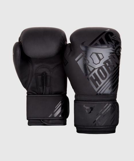 Боксерские перчатки Ringhorns Nitro – черные/черные