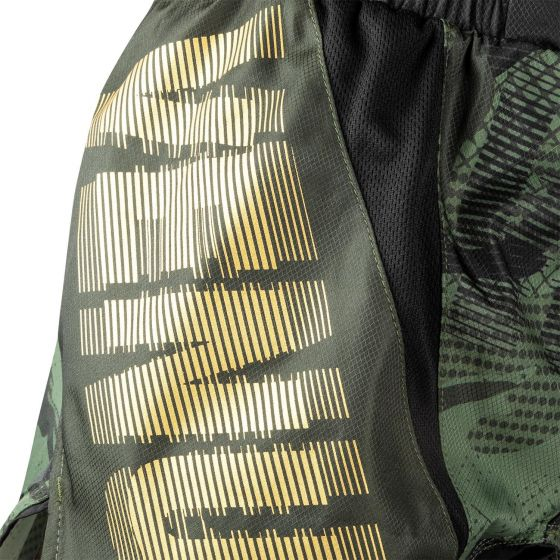 Venum Tactical Fightshorts - Forest camo/Black