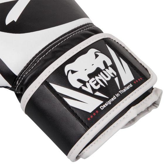 Venum Challenger 2.0 Boxing Gloves - Black/White