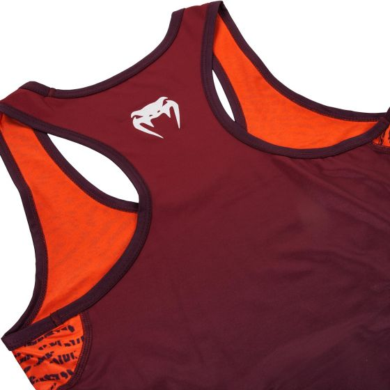 Venum Dune Tank Top - Orange