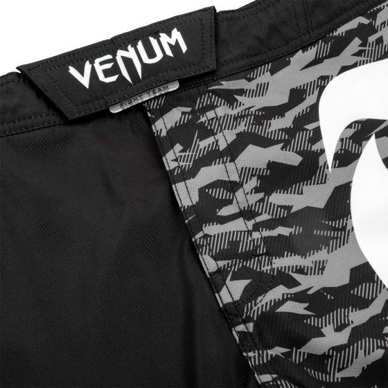 Venum Light 3.0 Fightshorts - Black/Urban Camo