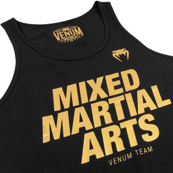 Venum MMA VT Tank Top - Black/Gold