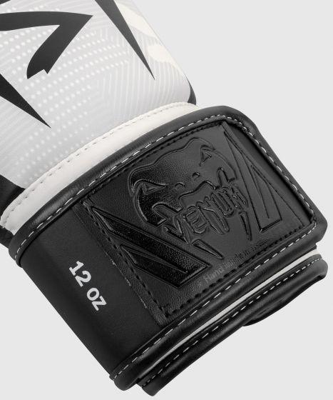 Боксерские перчатки Venum Elite  - Белый/Камуфляж