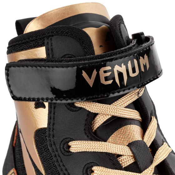 Боксерки Venum Giant Low - Black/Gold