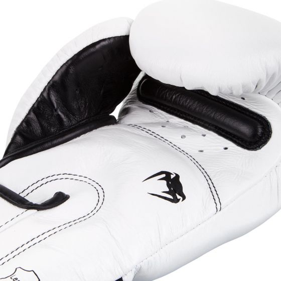 Venum Giant 3.0 Boxing Gloves - Nappa Leather - White