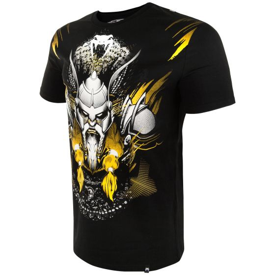 Venum Viking 2.0 T-Shirt - Black/Yellow