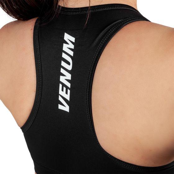 베넘 래피드 2.0 스포츠 브라 - 여성용 - 블랙/화이트