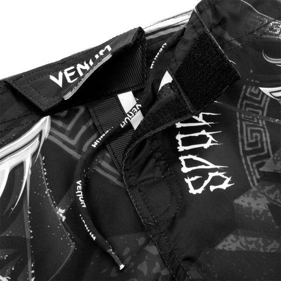 Venum Gladiator Kids Fightshorts - Black/White