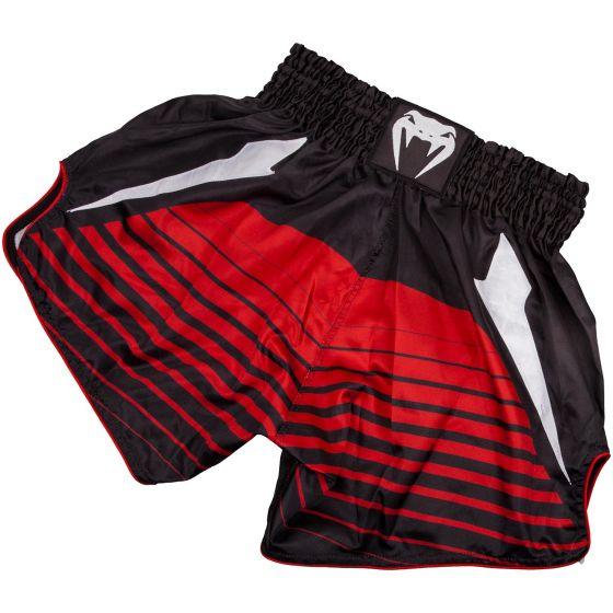 Venum Sharp 3.0 Muay Thai Shorts - Black/Red