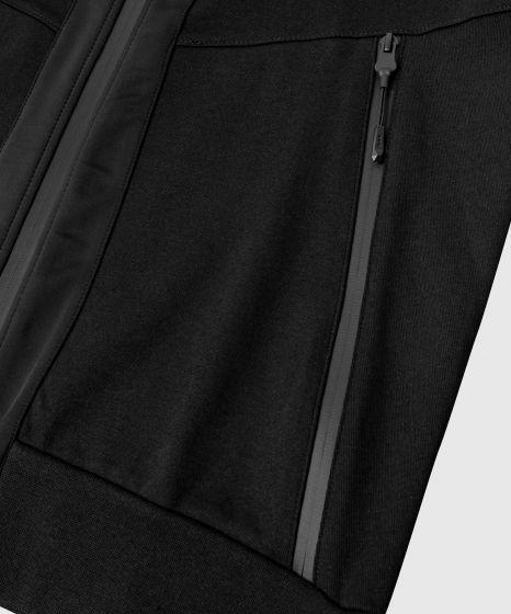 Толстовка Venum Laser 2.0 - Черный/Черный
