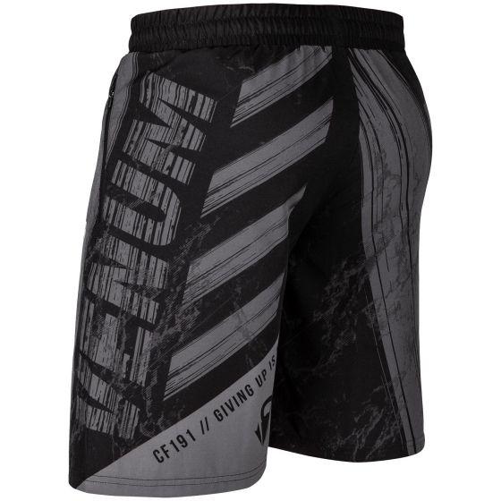 Тренировочные шорты Venum AMRAP - Черный/Серый