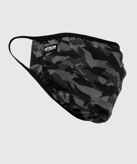 VENUM FACE MASK – DARK CAMO