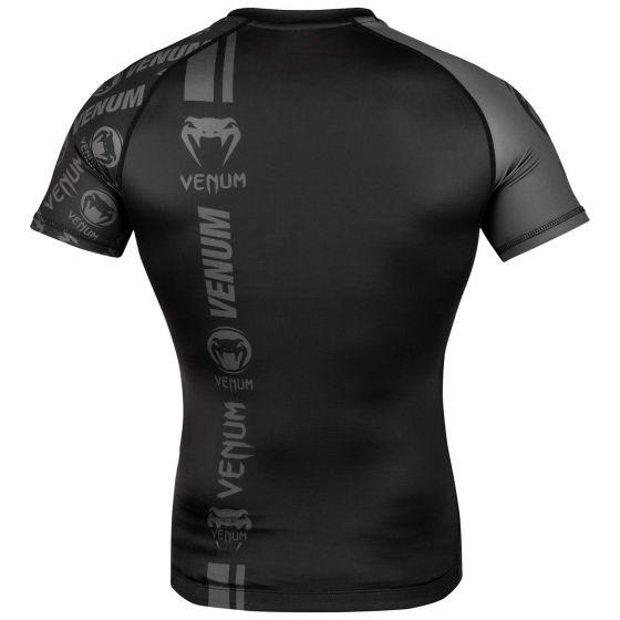 Venum Logos Rashguard - Short Sleeves