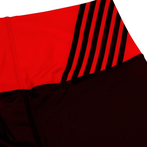 Venum Power Cropped Leggings - Black/Red