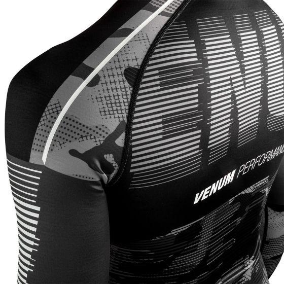 Venum Tactical Rashguard - Long Sleeves - Urban Camo/Black