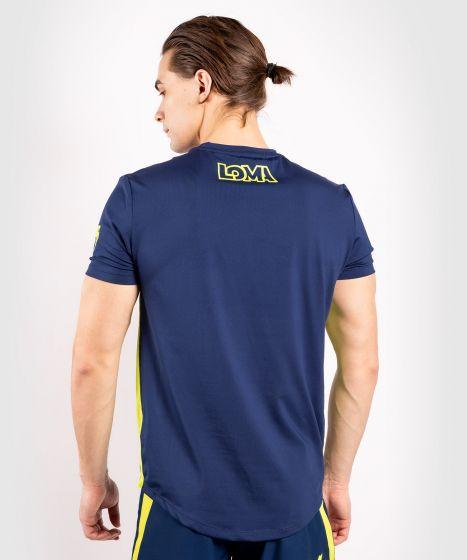 베넘 오리진 드라이 테크 티셔츠 - 블루/옐로우