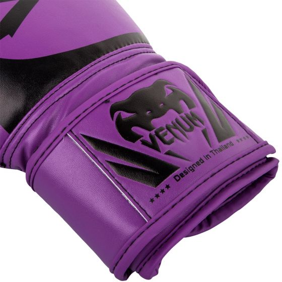 Venum Challenger 2.0 Boxing Gloves - Purple/Black