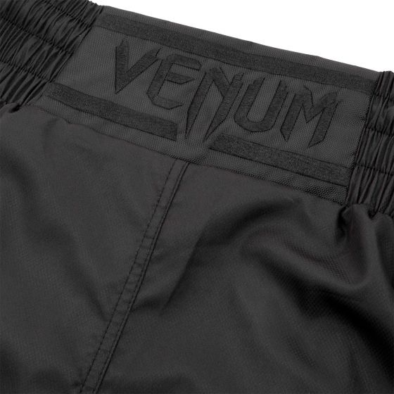 Боксерские шорты Venum Elite - Черный/Черный