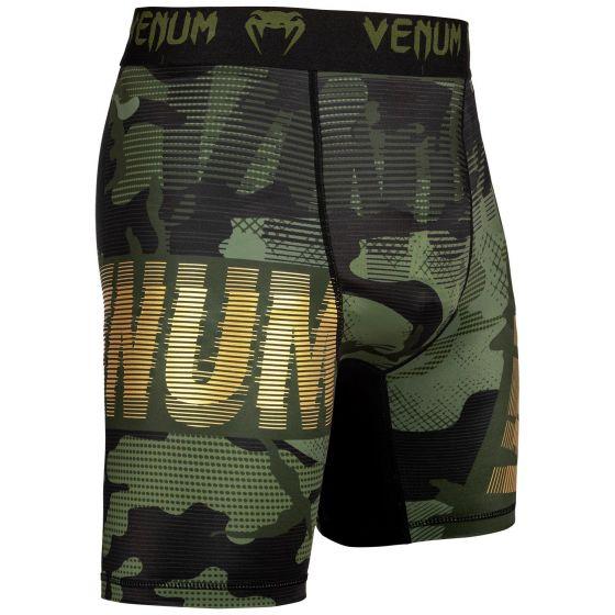 Компрессионные шорты Venum Tactical - Forest camo/Black