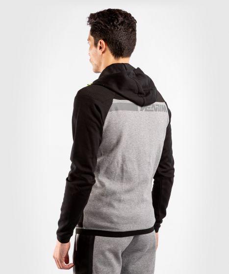 Толстовка с капюшоном Venum LASER EVO 2.0 - Чёрный / Серый