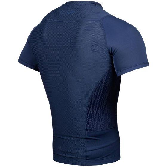 Venum G-Fit Rashguard - Short Sleeves - Navy