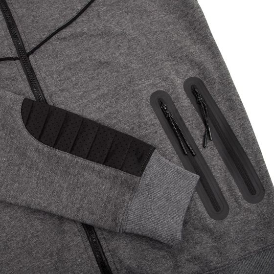 Venum Laser Hoodie - Grey